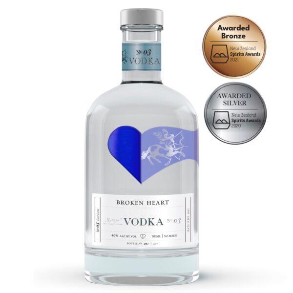 Broken Heart Vodka 700ml
