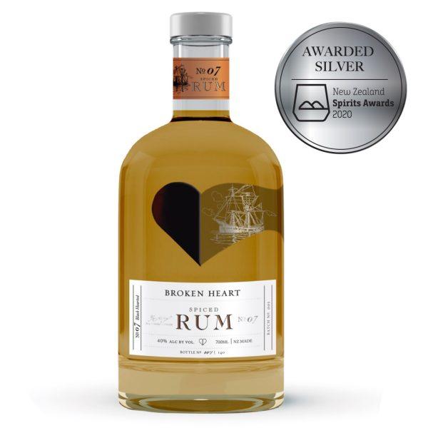 Broken Heart Spiced Rum 700ml